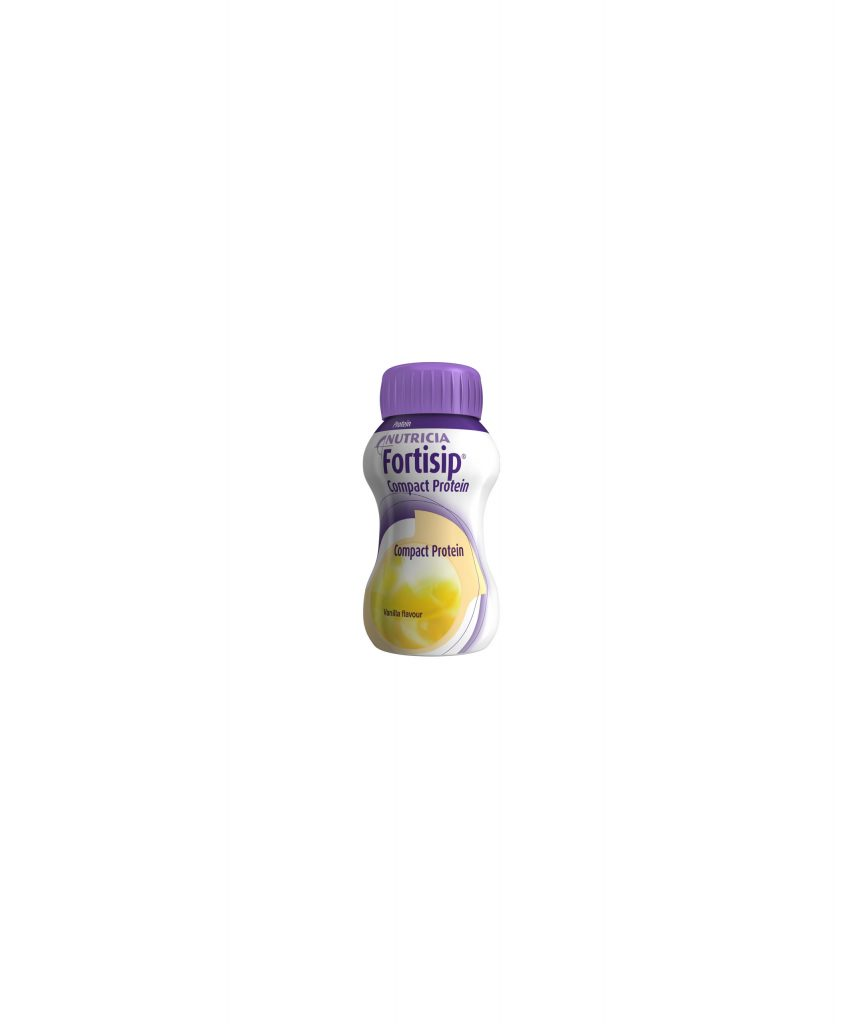 Fortisip Compact Protein - Vanilla flavour